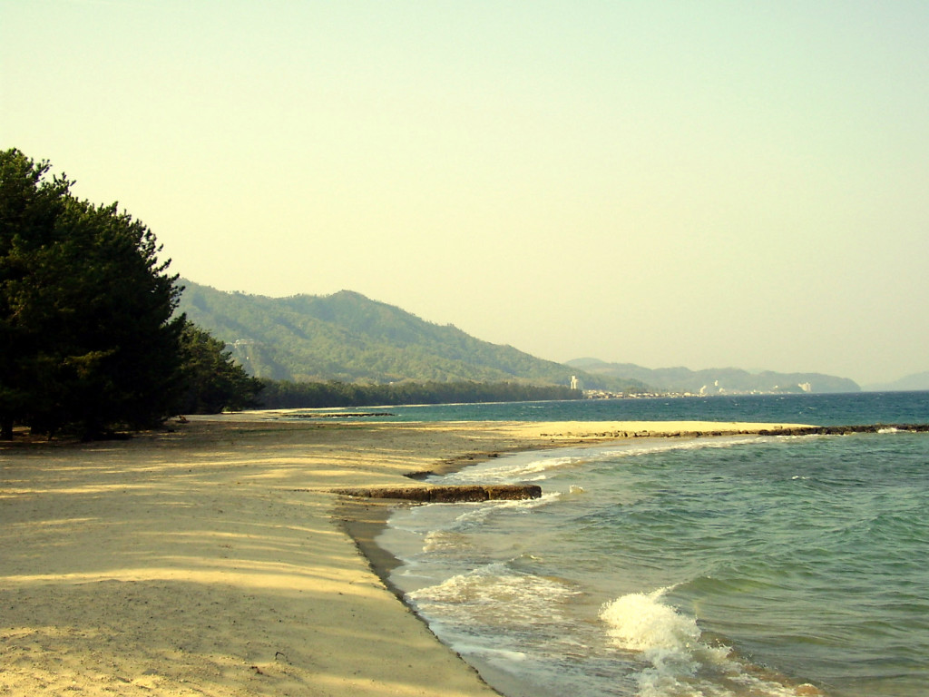 Wybrzeże Ama-no-hashidate