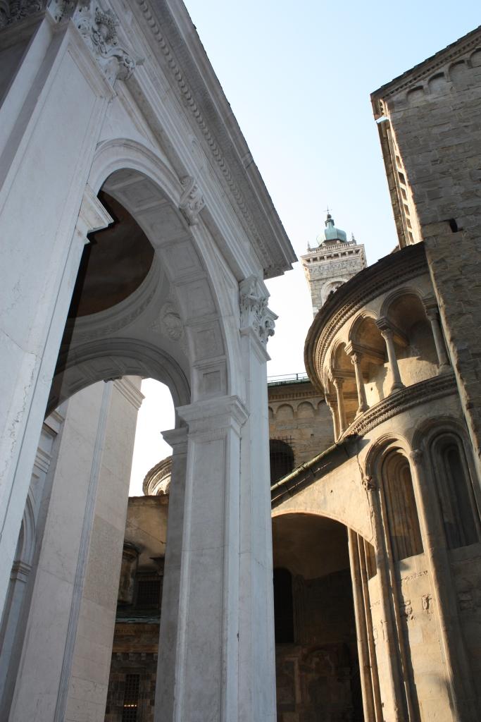 Bergamo, Piazza Duomo - Katedra Św. Aleksandra