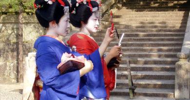 Gion – dzielnica gejszy