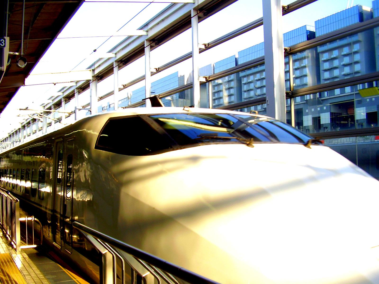 Shinkansen Lokomotywa Seria 300