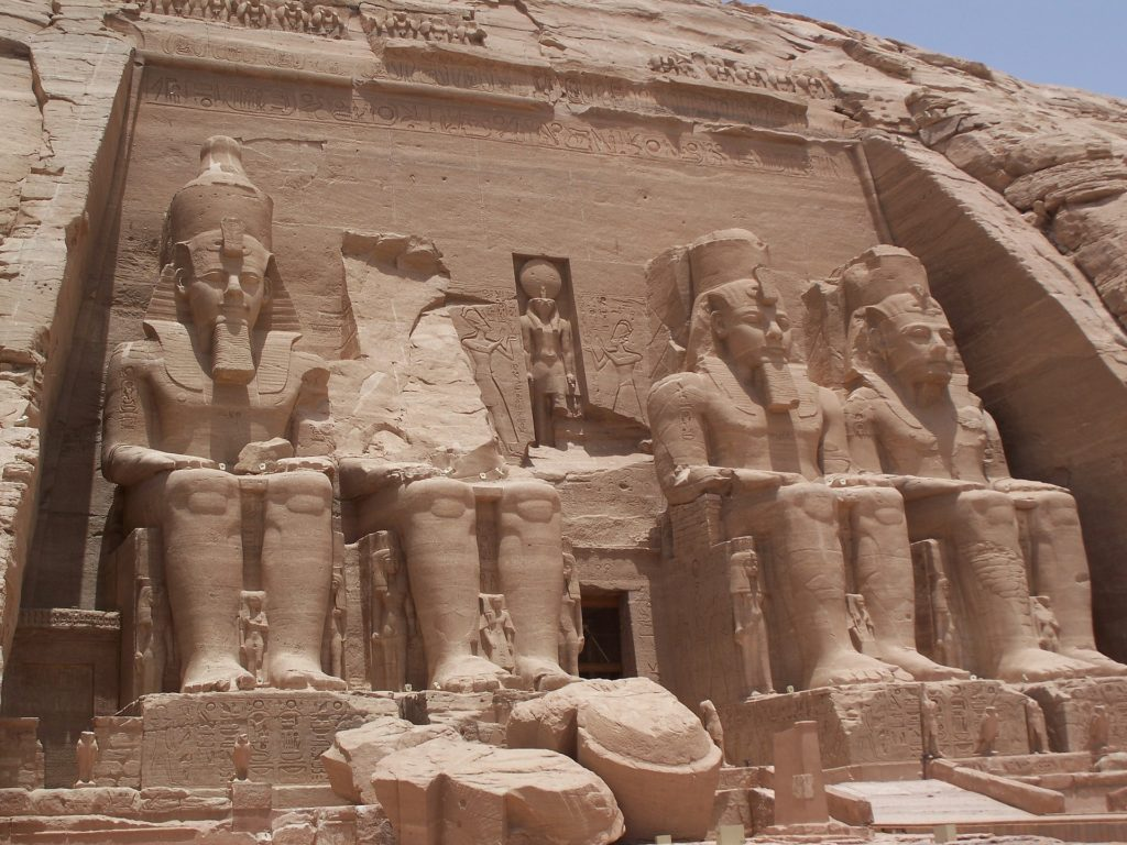 Wielka Świątynia Ramzesa II, Abu Simbel