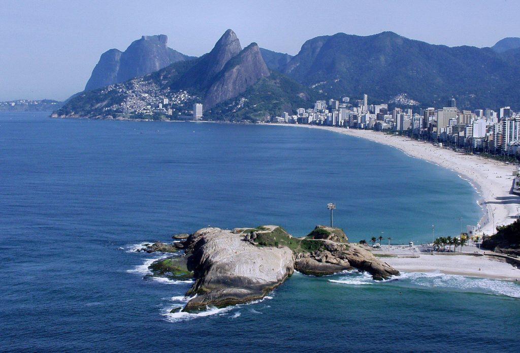 Plaża Copacabana
