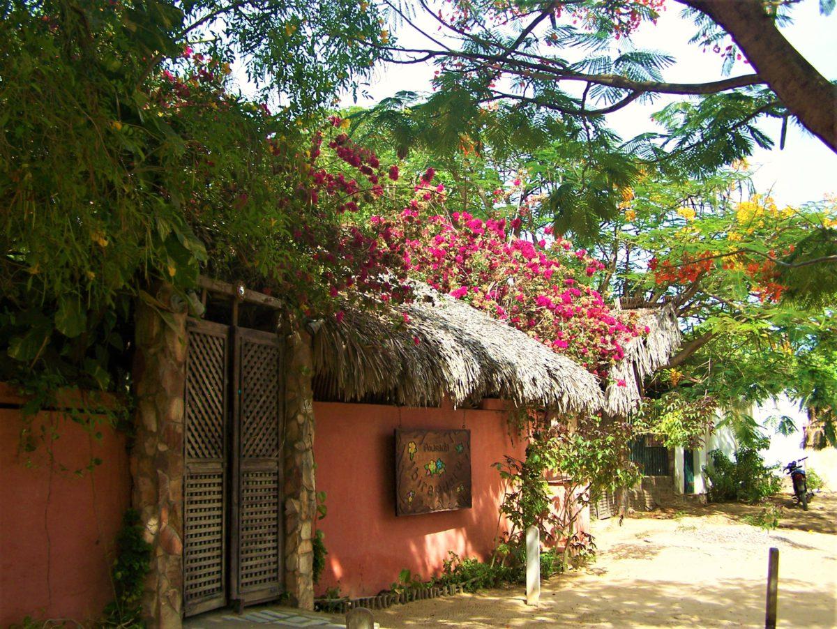Pensjonaty w Jericoacoara są bardzo przytulne i gościnne