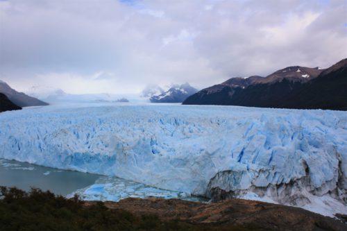 Perito Moreno – Wędrujący lodowiec