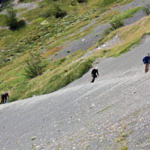Wędrówka po Torres del Paine nie zawsze jest łatwa. Proste ścieżki to rzadkość