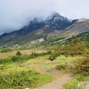 Część łańcucha górskiego Andów należy do Parku Narodowego Torres del Paine