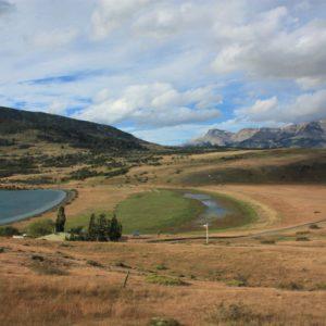 W drodze do Torres del Paine
