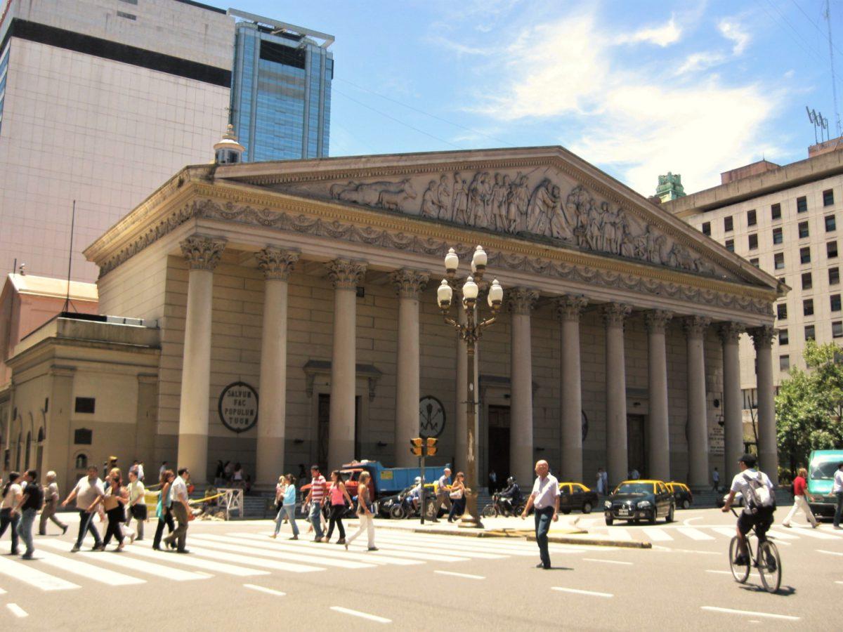 Catedral Metropolitana de Buenos Aires pod wezwaniem Trójcy Świętej