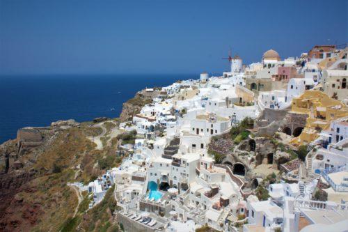 Santorini – Cykady na Cykladach