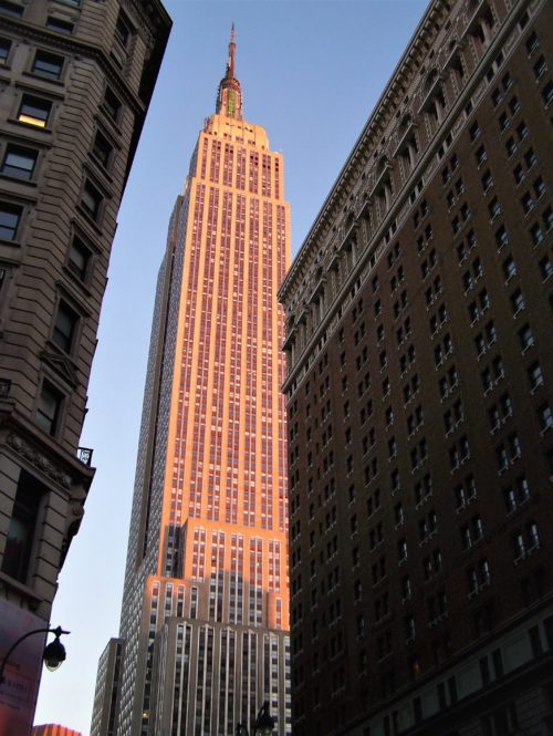 Empire State Building – architektoniczny symbol Nowego Jorku