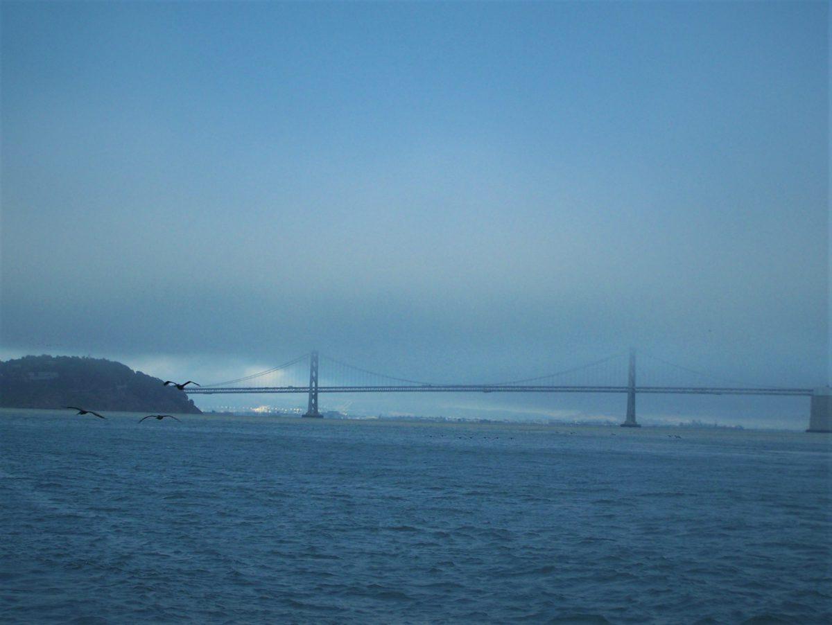 Golden Gate w całej okazałości