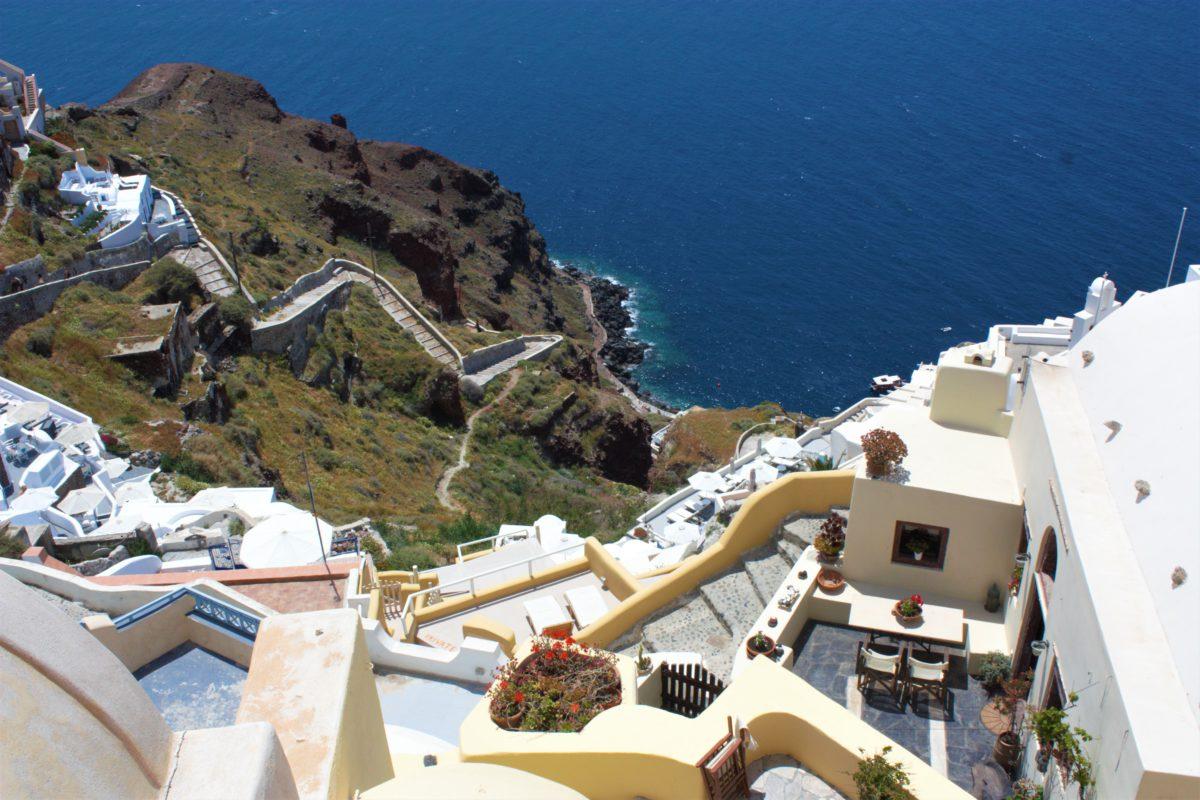Niektórzy poszukiwacze mitycznej Atlantydy uważali, że Santorini idealnie pasuje do obrazu zaginionego raju