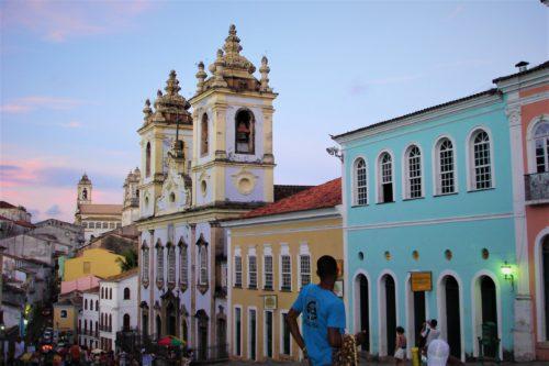 Salvador da Bahia – najbarwniejszy tygiel kulturowo-etniczny w Brazylii