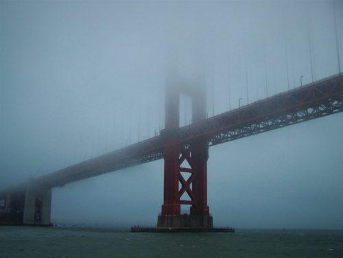 Most Golden Gate – Pomarańczowe Wrota