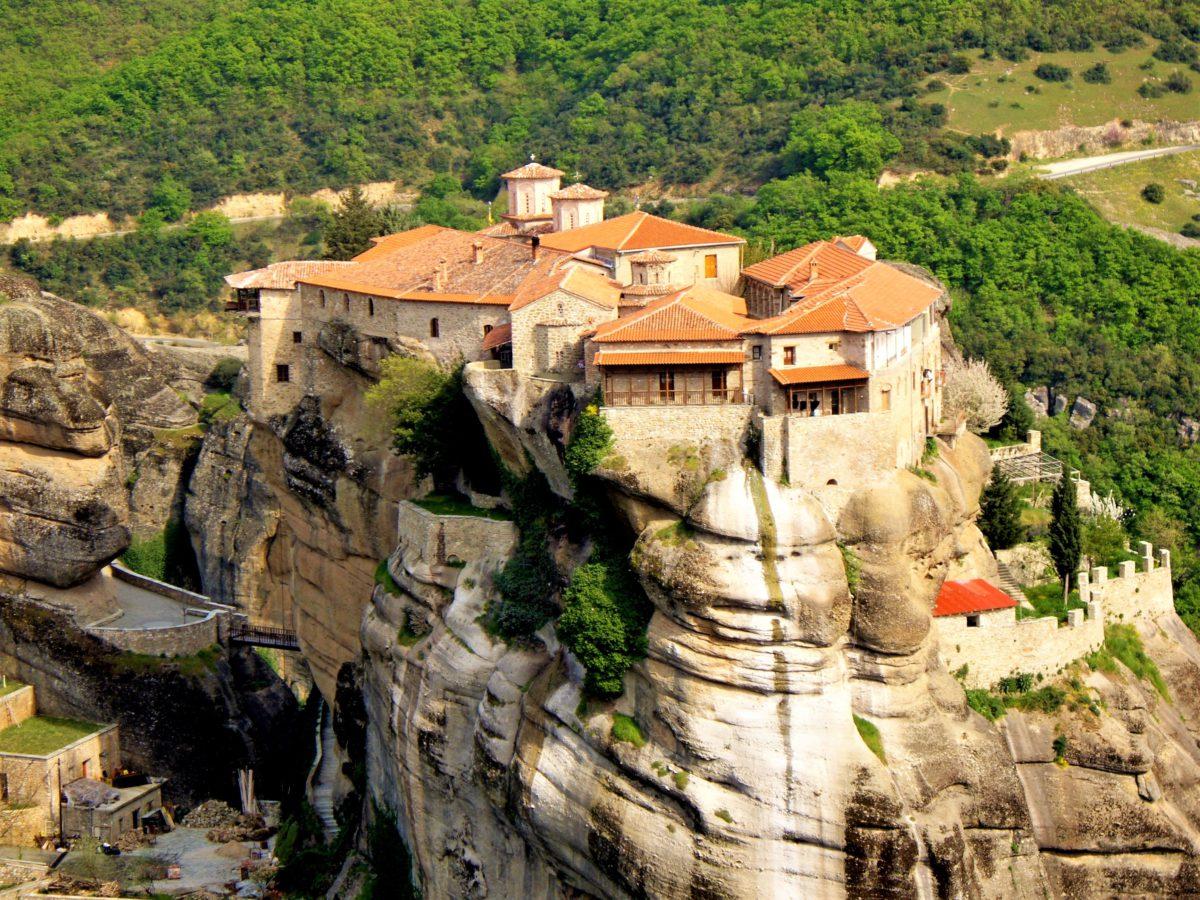 Klasztor Waarłama - Klasztor Wszystkich Świętych