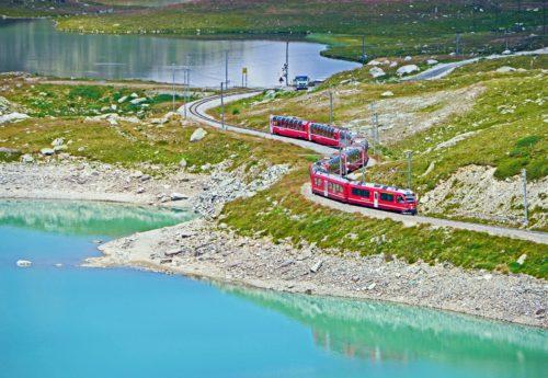 Glacier Express – najwolniejszy ekspres świata