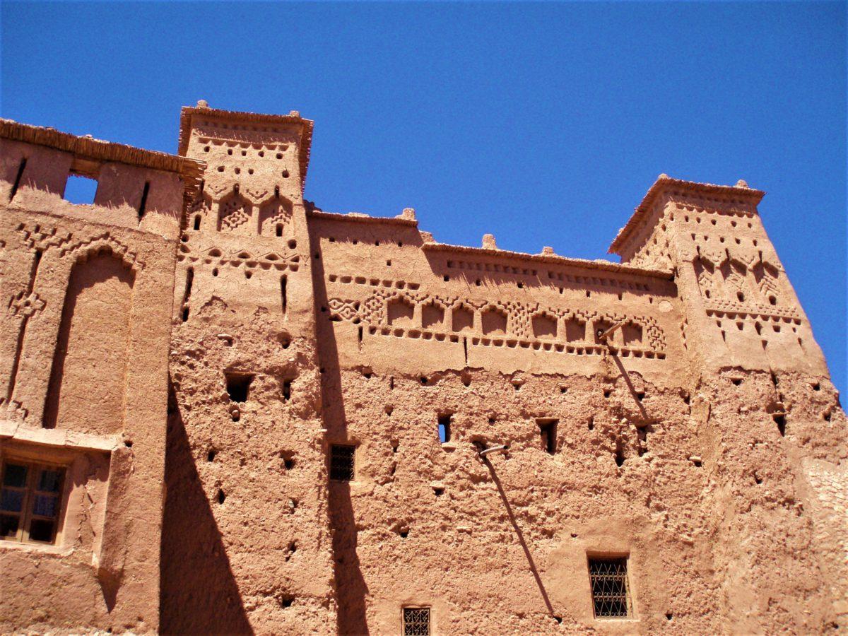 Przykład berberyjskiej spuścizny na architektonicznej mapie Maroka