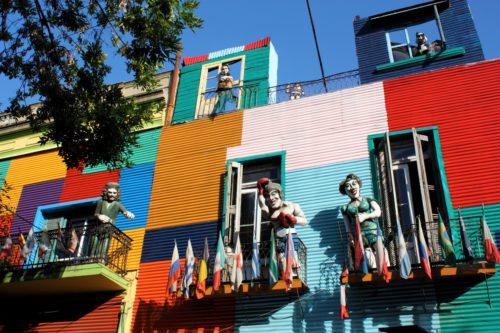 La Boca – kolorowy zakątek Buenos Aires