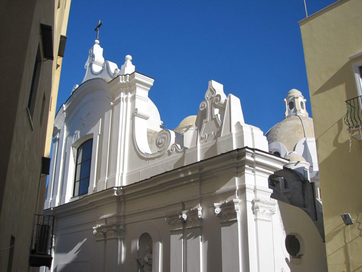 Fasada Kościoła Św. Stefana