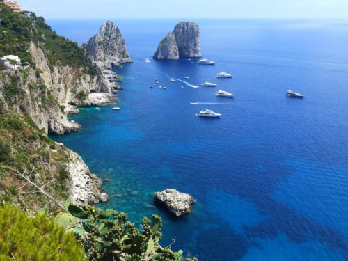 Capri – obiekt westchnień artystów, poetów i śpiewaków