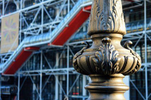 Paryż – Centrum Pompidou