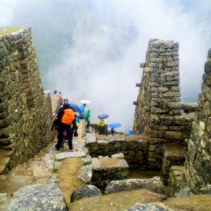 Machu Picchu leży na inkaskim szlaku