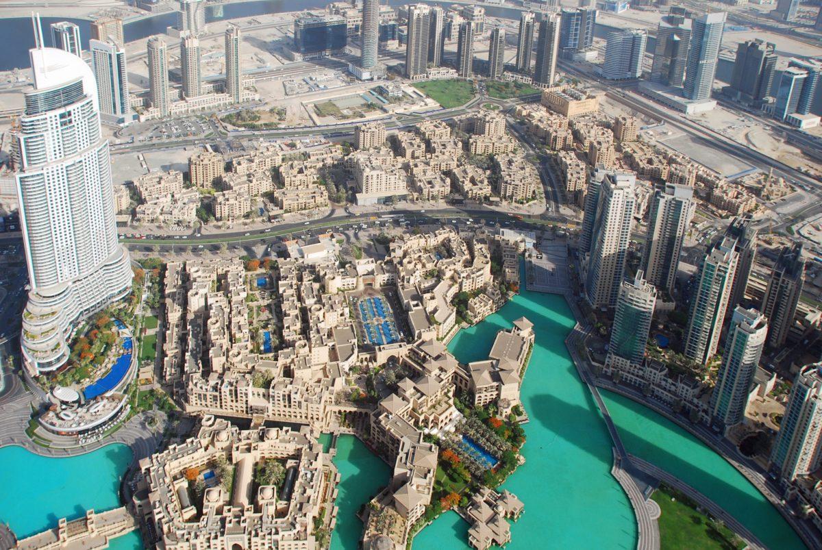 Dubaj to miasto zbudowane dosłownie na piasku