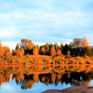 Laponia jest piękna o każdej porze roku