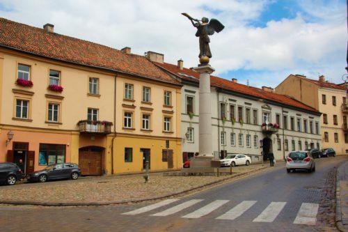 Republika Zarzecza – wileńska dzielnica artystów