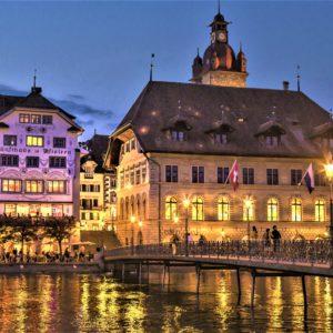 Ratusz w Lucernie