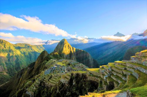 Machu Picchu – granitowe miasto nad chmurami