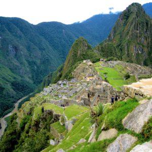 Machu Picchu jest wspaniałą pamiątką po imperium Inków