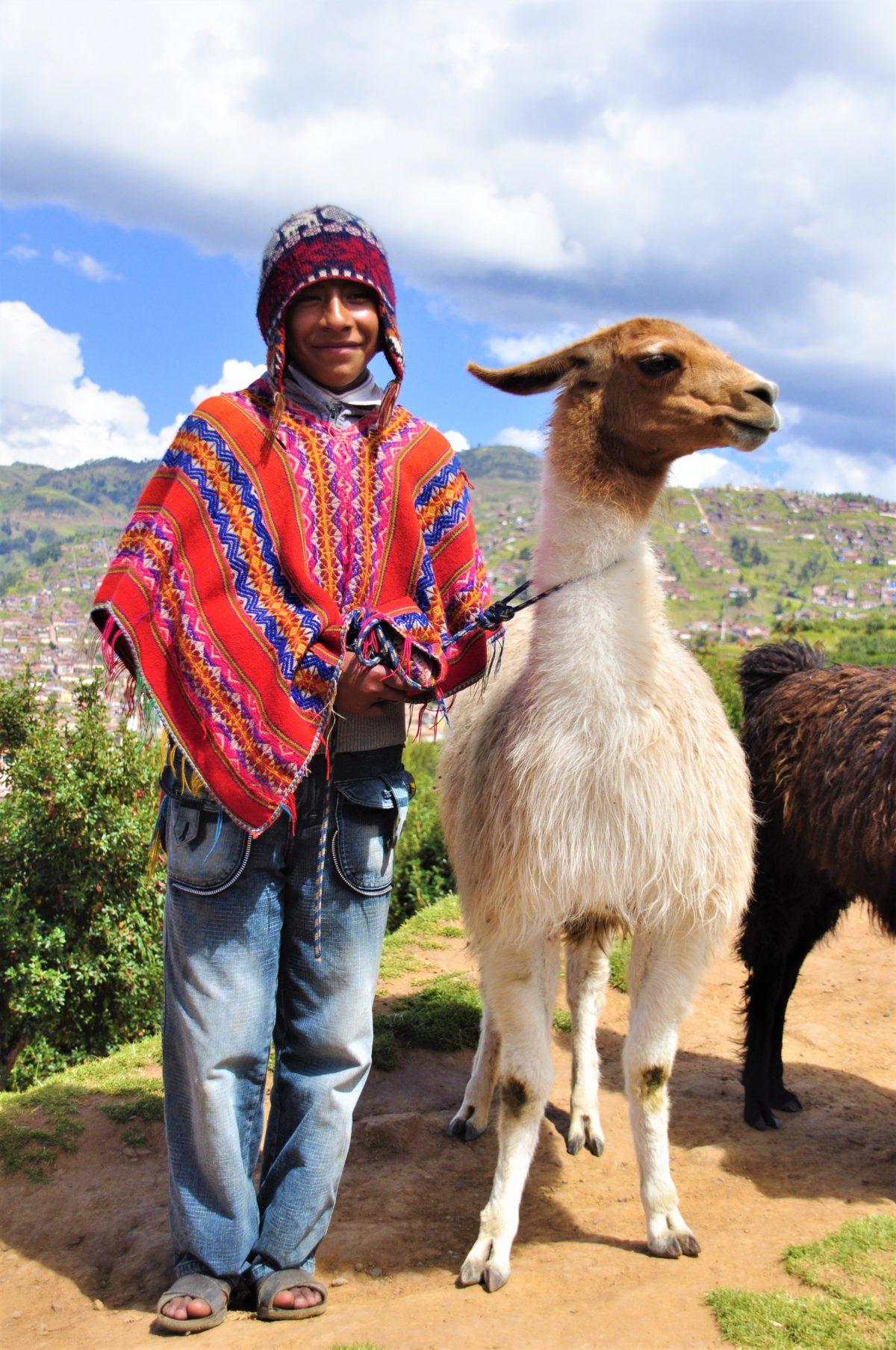 Do dziś potomkowie Inków korzystają z tradycyjnych środków transportu