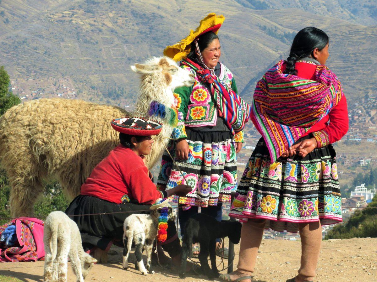 Na inkaskim szlaku – wszystkie drogi prowadzą do Cuzco