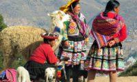 Potomkowie Inków nadal chodzą drogami wybudowanymi przez ich pradziadów