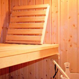 Pobyt w Laponii nie może obyć się bez wejścia do sauny