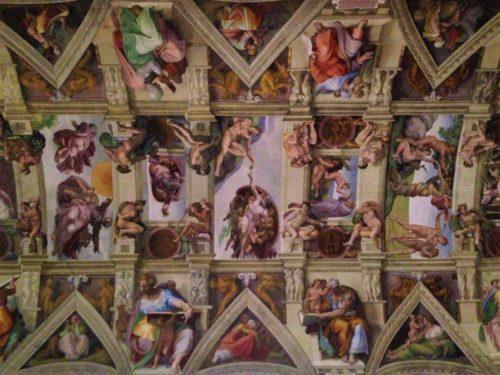 Kaplica Sykstyńska – najpiękniejsze sklepienie na świecie