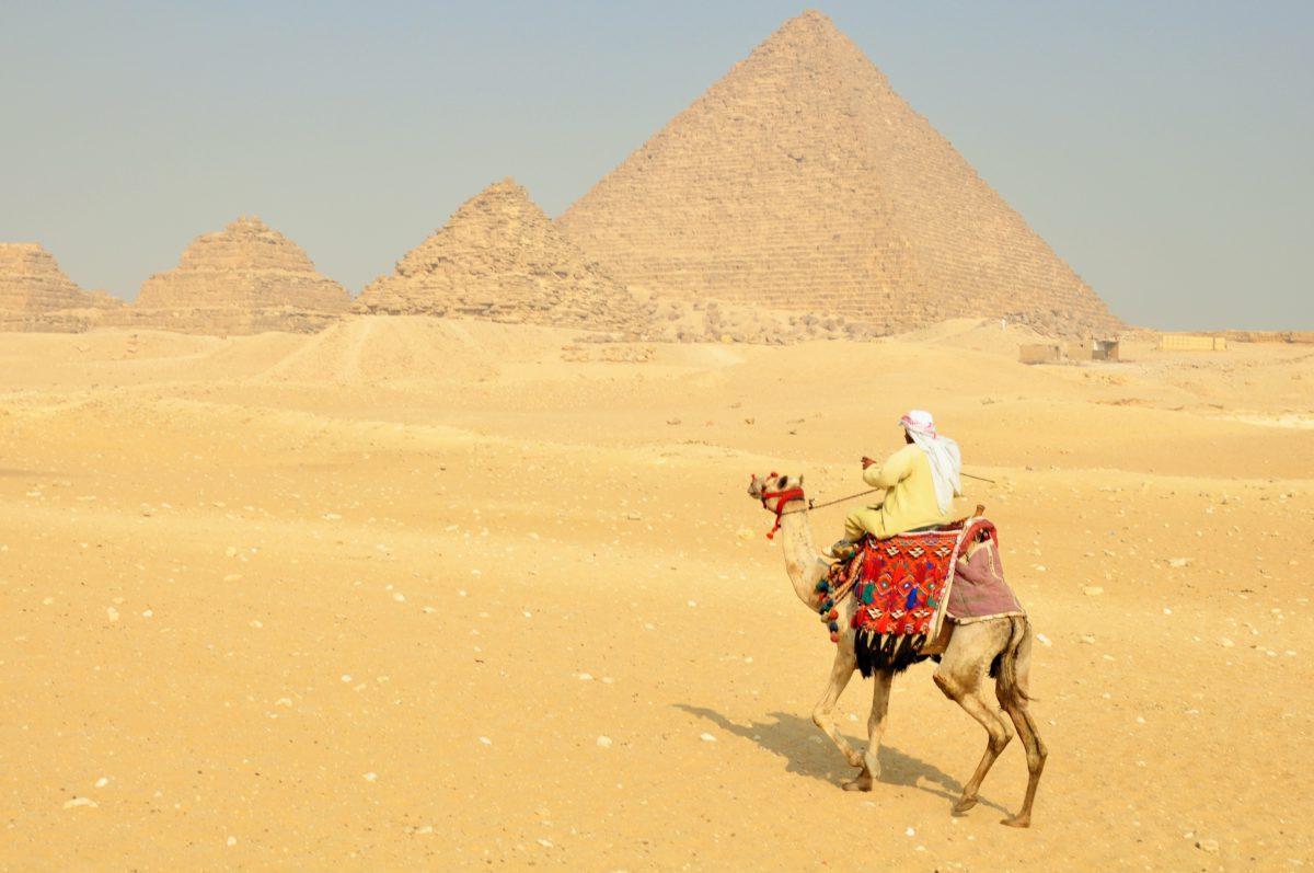 Piramida Choepsa w Gizie